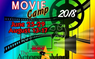 KIDS MAKE A MOVIE CAMP